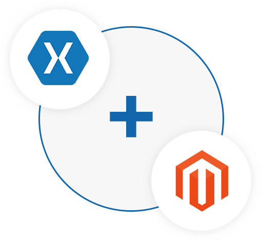 Xamarin and magento